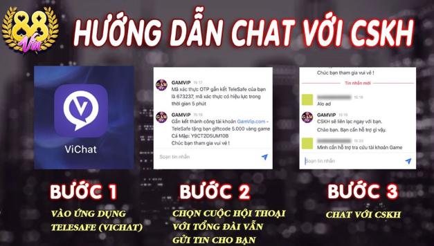 Hình ảnh vichat club in Tải vichat apk, ios - Telesafe vichat phiên bản mới 2021