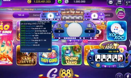 Hình ảnh 1g88 app club in Tải 1g88 app apk / ios / pc - 1g88.app cổng game có người chơi đông